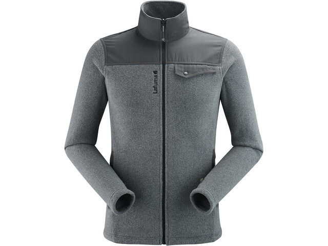 Lafuma Velvet Hybrid Full-Zip Jacket Men, carbone grey